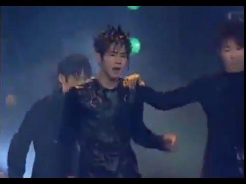 K-POP 2002년 블랙비트 날개