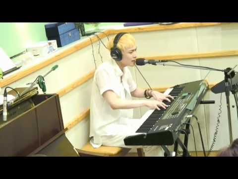 130626 슈키라 EXO 경수 Missing You, Lay Piano Live