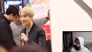 "Jae reacts to ""day6 forgetting lyrics live"" fan edits"