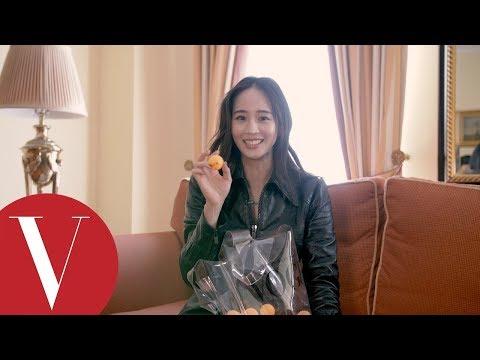 張鈞甯乒乓樂透時間:背叛你的人不一定是壞人|201812 封面人物|Vogue Taiwan