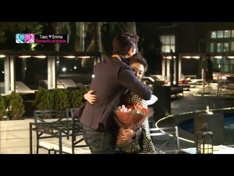 Global We Got Married EP08 (Taecyeon&Emma Wu)#2/3_20130524_우리 결혼했어요 세계판 EP08 (택연&오영결)#2/3