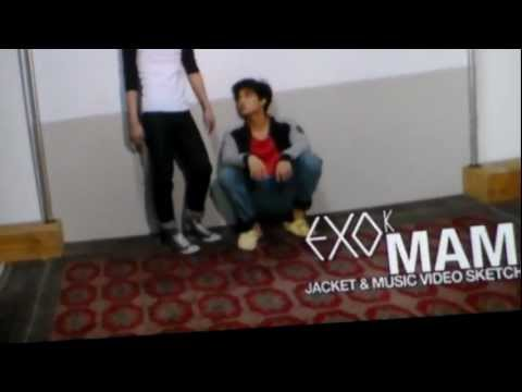 121002 exo everysing unreleased MV1