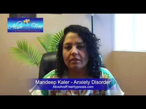 A&F Hypnosis Testimonial: Mandeep Kaler - Anxiety and Stress