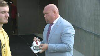 Cardinals GM back to work after DUI arrest