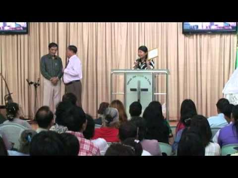 [FGATulsa]#1093#Oct 05,2014 Myanmar Service (Pastor Mung Tawng)