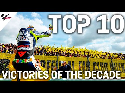 Top 10 Victories of the Decade