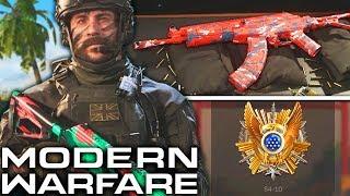 Modern Warfare: The 9 RAREST Items You Can Get! (SEASON 4)