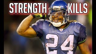 "NFL ""STRENGTH KILLS!"" Moments || HD"