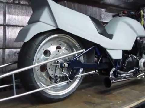 Suzuki Gsxr 750 >> 1981 Suzuki GS1100 Drag Bike -- A quick walk around of the 2nd PSC Bike Build - YouTube