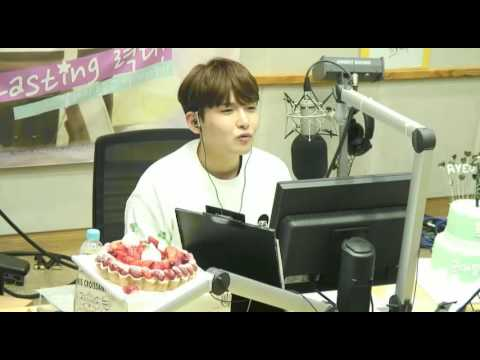 160421 The Last Ending ment + Kiss #KTR #Ryeowook Super Junior #Sukira