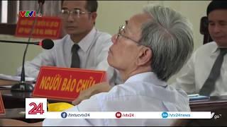 Đình chỉ thẩm phán tuyên án treo cho Nguyễn Khắc Thủy - Tin Tức VTV24