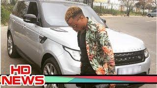Somizi buys Joburg man a Range Rover to apologise for impregnating his wife