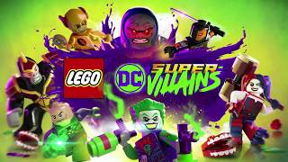 LEGO DC Super-Villains - Story Trailer