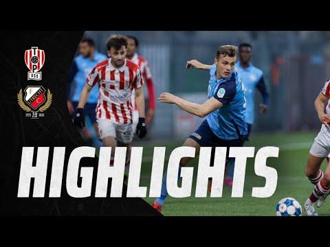 HIGHLIGHTS | Jong FC Utrecht pakt de volle buit in Oss