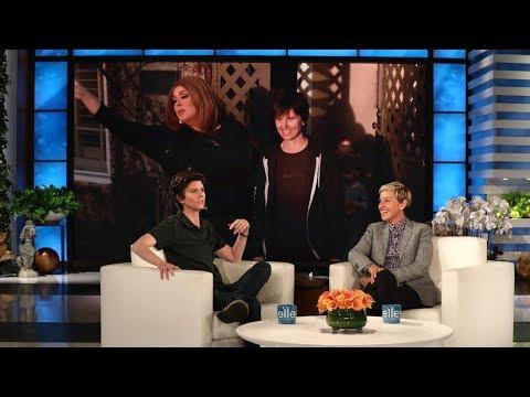Ellen Sent 'Adele' To Tig Notaro's House