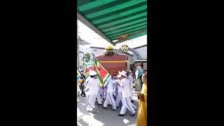 Đám tang má vợ Chủ Tịch nước Trương Tấn Sang