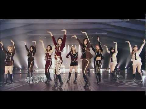 [HD] 111231 SNSD - The Boys