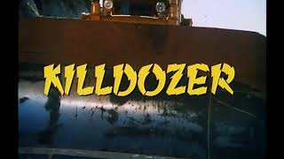 """""""killdozer"""" (1974 best quality)"""