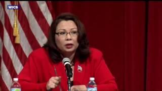 Senator Mark Kirk Mocks Tammy Duckworth's Asian Heritage