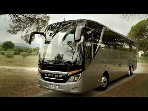 Setra TopClass 500 [Official Trailer]