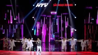 [HTV AWARDS][LIVE SHOW 3] - CHƠI VƠI TRONG CON ĐAU - DƯƠNG TRIỆU VŨ (28/03/15)