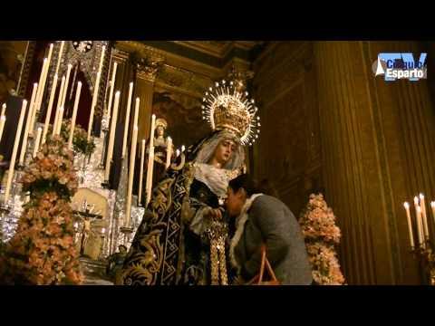 Besamanos de Nuestra Señora del Valle
