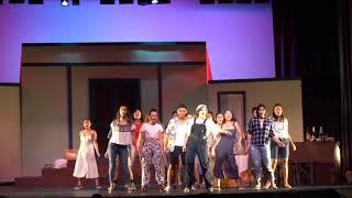 "El Camino High School's fall musical ""Mamma Mia"""