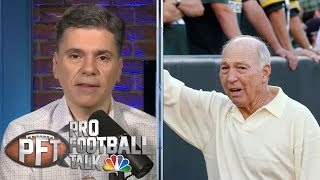 Remembering legendary Green Bay Packers QB Bart Starr | Pro Football Talk | NBC Sports