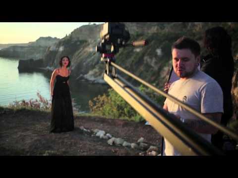 Mirra Gold - Улетела (backstage) Режиссер Дмитрий Мухин