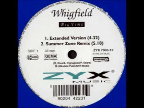 Whigfield - Big Time (Summer Zone Remix)