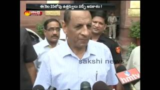 Kerala Guv Sathasivam likely to become AP, TS Governor..