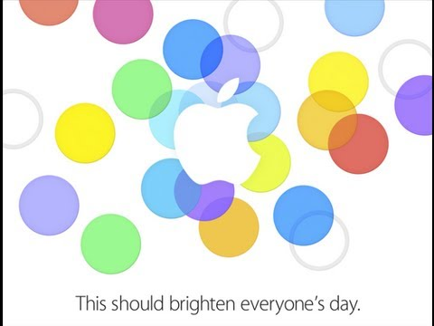 IPhone 5S / 5C Confirmed By Apple - Event Confirmed Sep. 10th - Smashpipe Tech