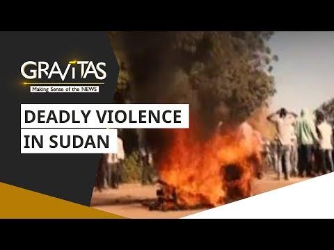 Gravitas: Deadly Violence in Sudan