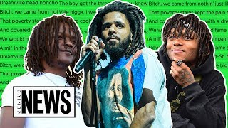 "Dreamville's ""Down Bad"" Feat. J. Cole, J.I.D, Bas, EARTHGANG, & Young Nudy Explained 