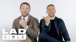 Guy Ritchie Reveals His Next Cockney Gangster Film Idea To King Arthur Star Charlie Hunnam