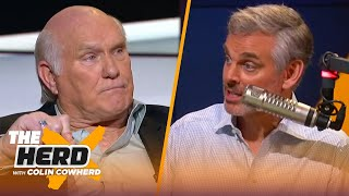 Terry Bradshaw opens up on his mended relationship with Ben Roethlisberger | NFL | THE HERD