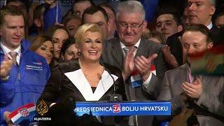 Pobjednički govor Kolinde Grabar-Kitarović