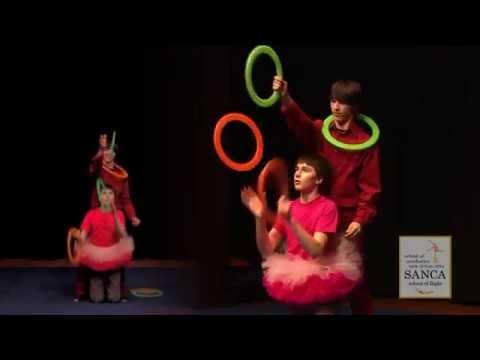 Cirrus Circus European Trip Promotion Video