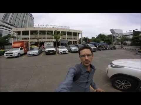 ekkamai, le terminal est des bus de bangkok