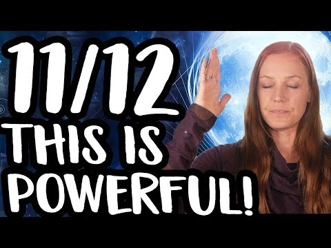 Full Moon November 12th - 5 Things you Need To Know About the POWERFUL Full Moon Energy