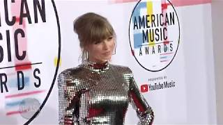 Taylor Swift breaks AMA record | Daily Celebrity News | Splash TV