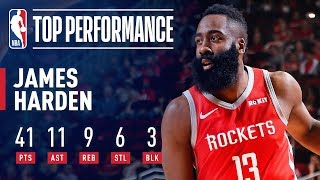 James Harden's Records An OUTRAGEOUS Stat-Line Against Phoenix | March 15, 2019