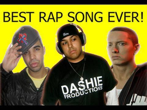 DashieXP - BEST RAP SONG EVER!!