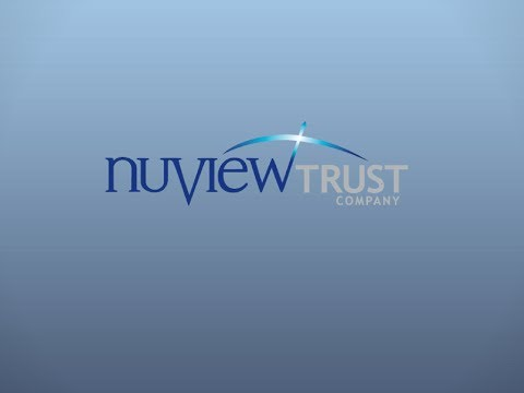 NuView Trust Company, Inc., President and CEO Glen Mather details the new features now available on the company's updated website and explains that NuView Trust now is authorized to serve as custodian for self-direct IRA accounts, no longer requiring a third-party custodial service
