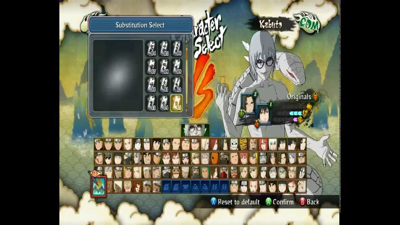Naruto shippuden ultimate ninja storm 1 pc download