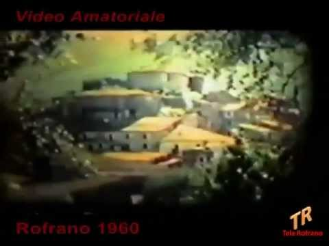 Rofrano - Video amatoriale 1960