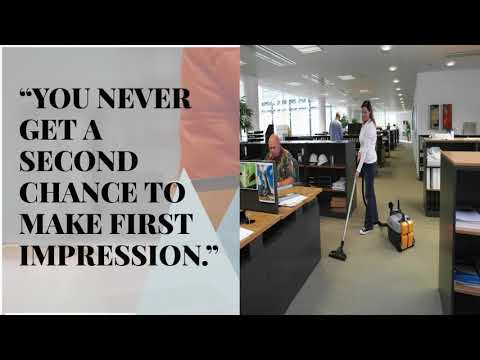 Tips to Make Office Cleaning Quick & Easy