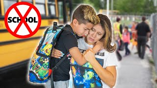 We Got UNEXPECTED NEWS At FERRAN'S SCHOOL! 💔 | The Royalty Family