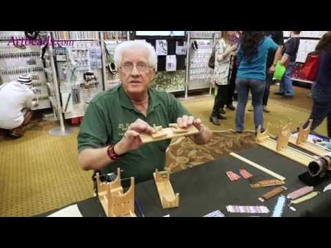 The Little Ricky Beading Loom Product Showcase with Paul Ricks