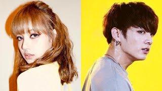 BTS Nasty Racism, Lisa and Jungkook Awkward Ship